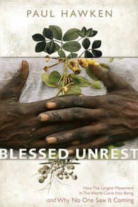 Cover of Blessed Unrest