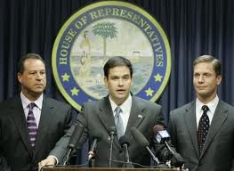 Marco Rubio as speaker of Florida house