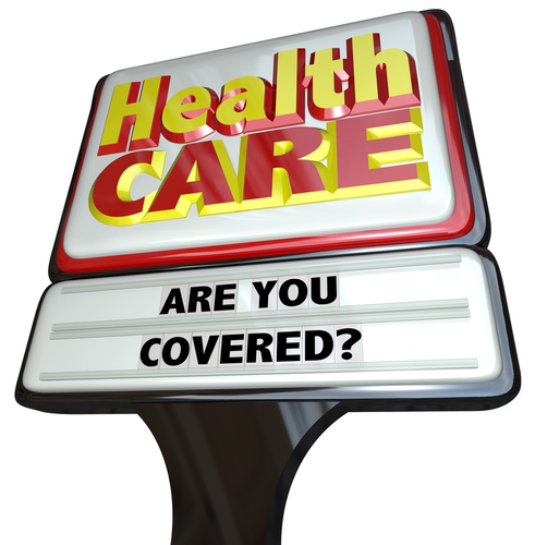 Health Care: Are You Covered? (Photo courtesy of Shutterstock)