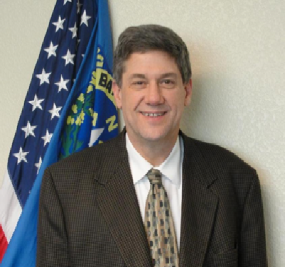 "NDOC Director James ""Greg"" Cox"