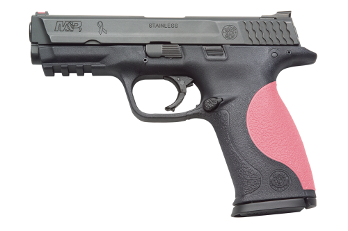 Smith & Wesson Breast Cancer Awareness Pistol